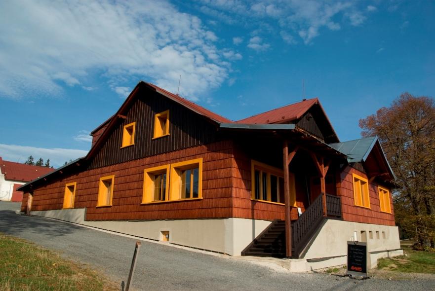 Horská chata Švarná Hanka