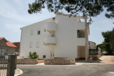 dům u pláže