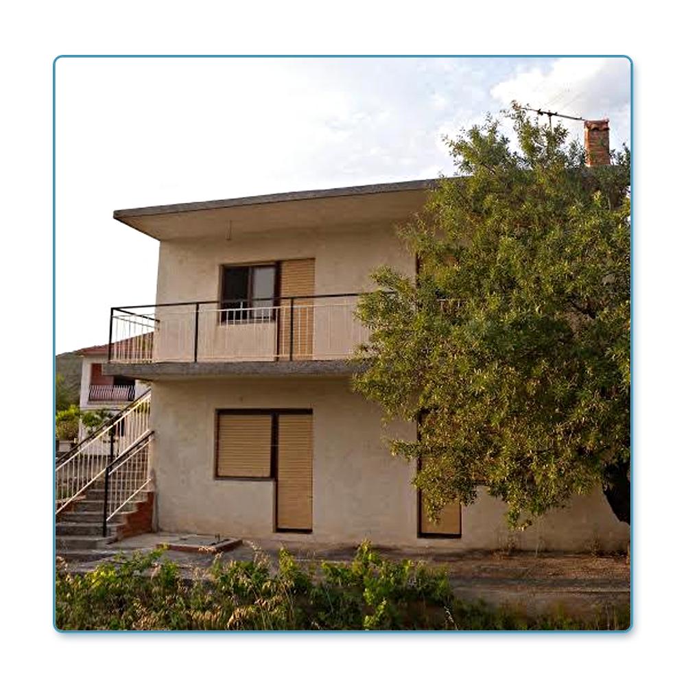 dům, Trogir
