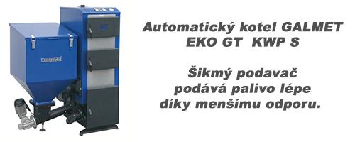 automatický kotel GALMET