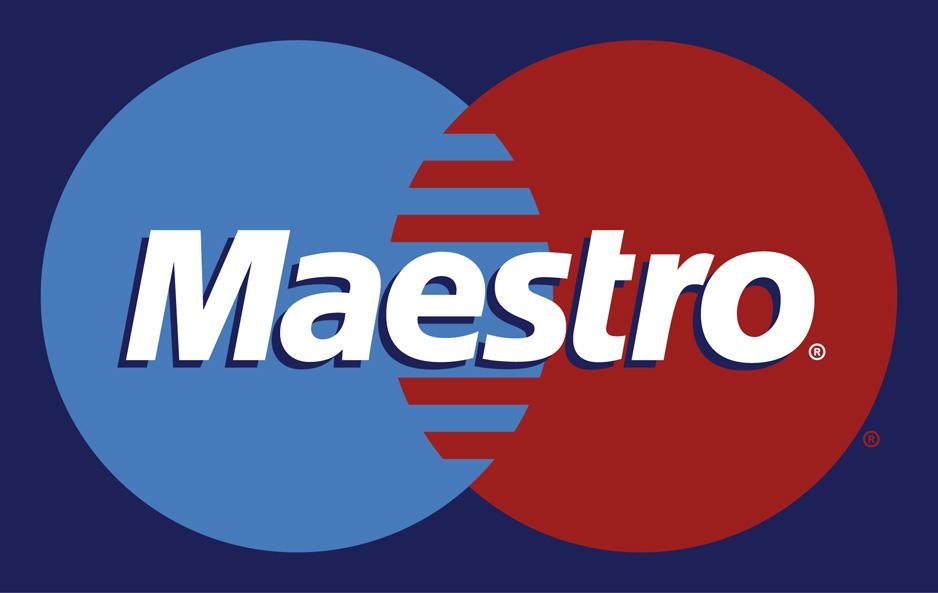 platba maestro