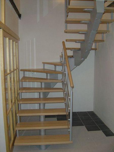 Segmentová schodiště Jap 300, 310, 320