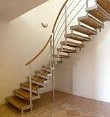 Unisystémová schodiště