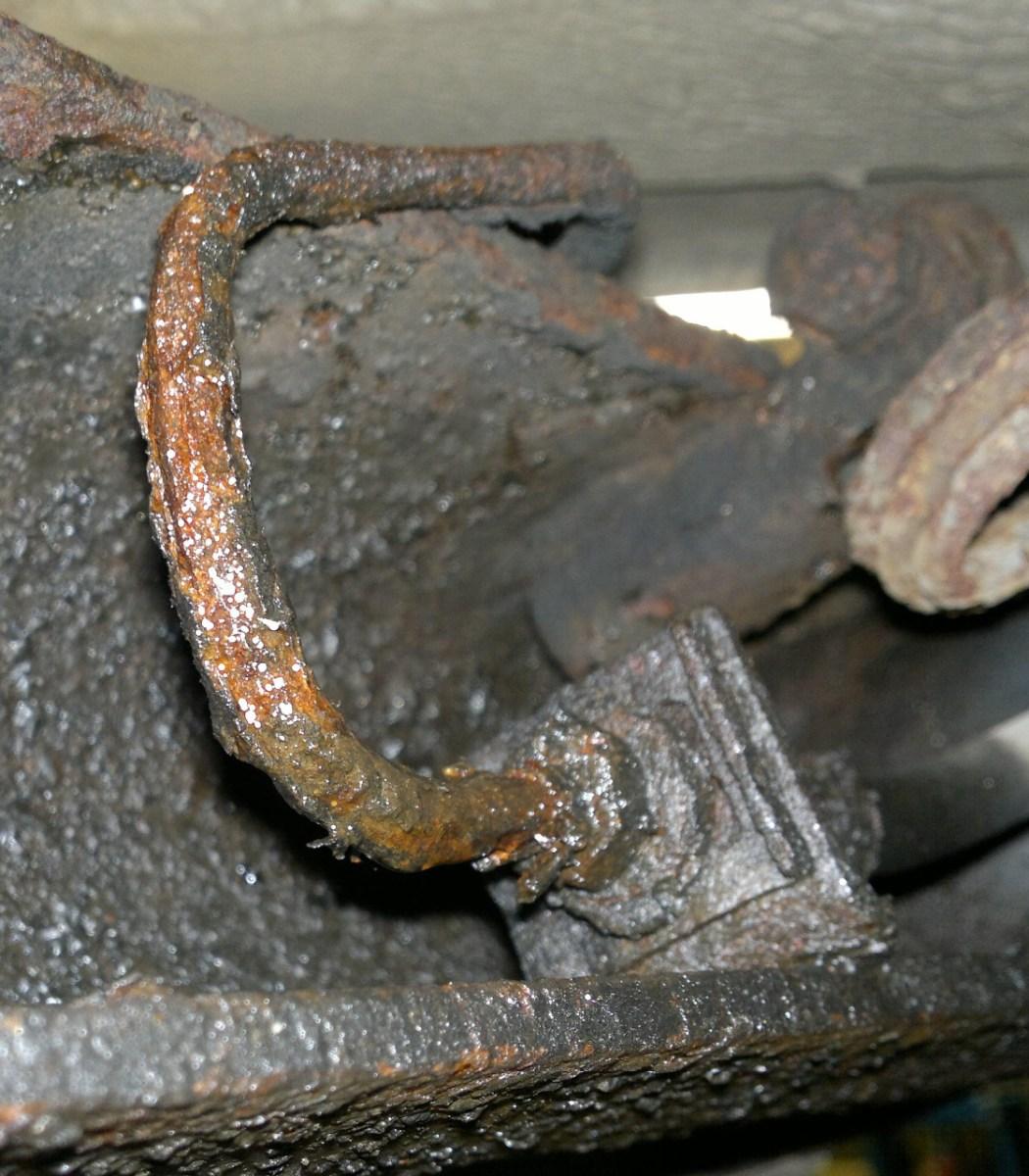 Výroba brzdových trubiček