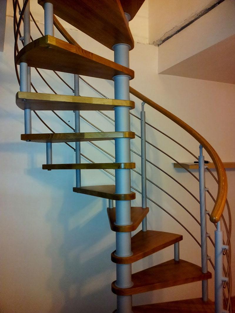 Vřetenová schodiště Jap 200