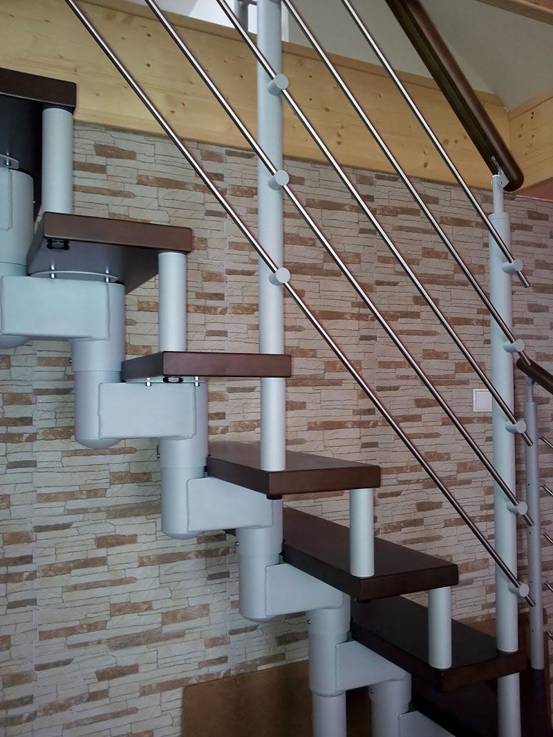 Segmentová schodiště Jap 350