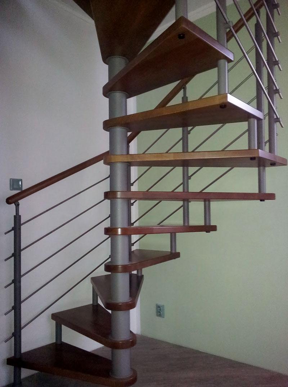 Vřetenová schodiště Jap 220
