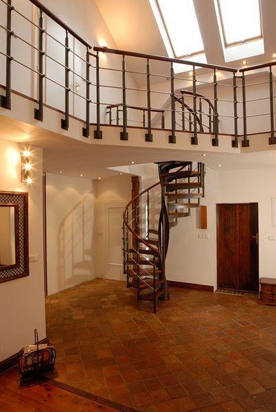 vřetenové schodiště Jap 120