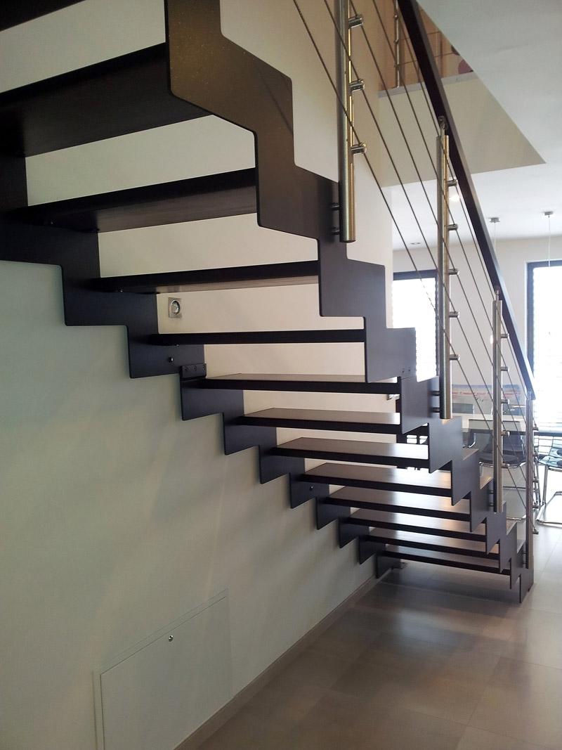 Bočnicová schodiště