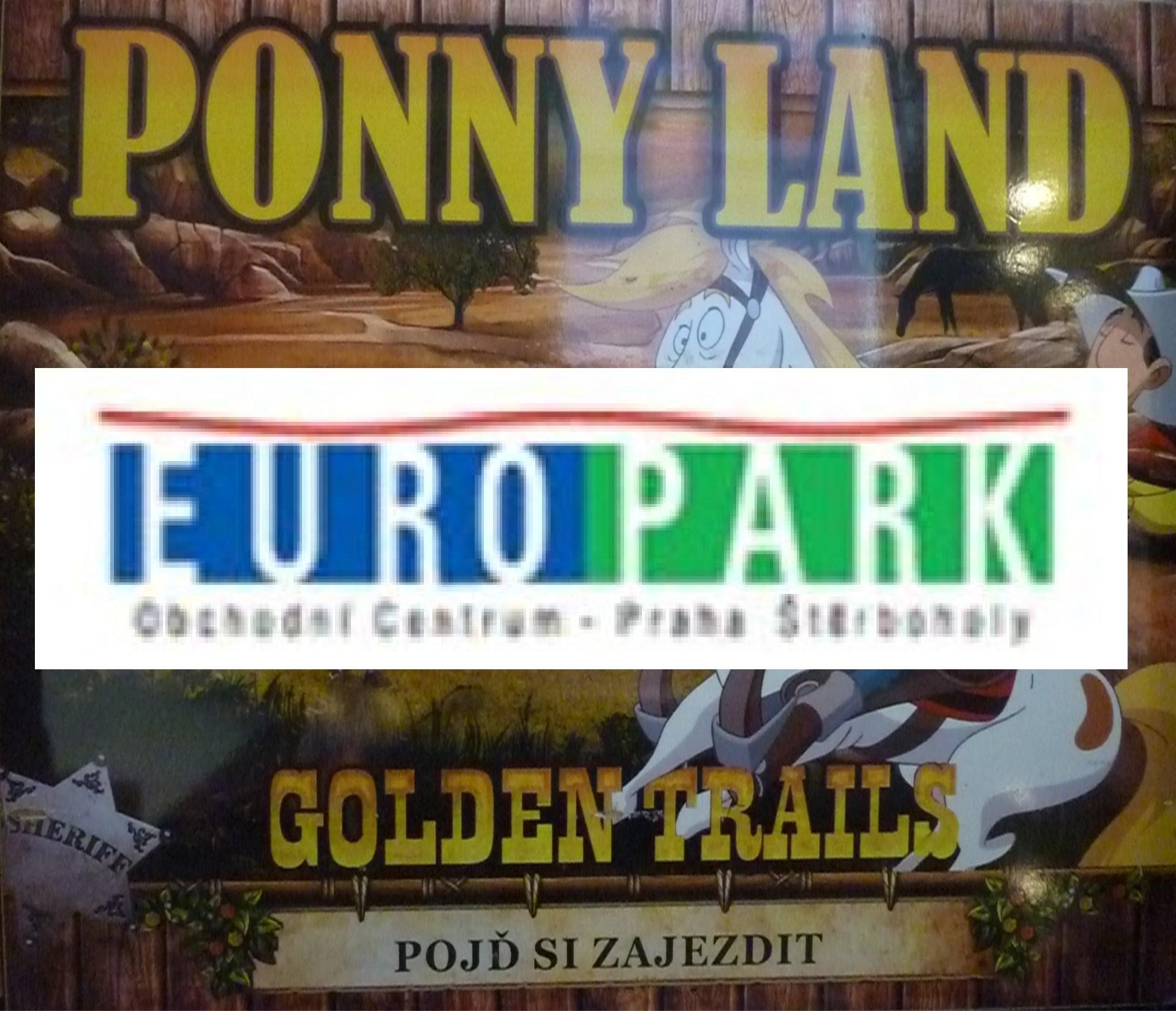 Praha - PONNY LAND