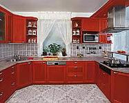 kuchyně Camelot - třešeň