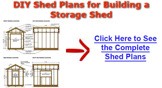 ... Shed Building Plans - Learn Incredible Steps To Construct A Shed