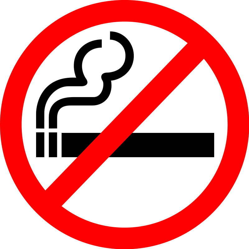 nekouřit