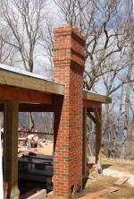 Stavba komínů