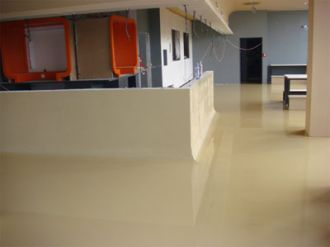 Polyuretánové podlahy
