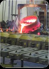 technologie výroby kovů