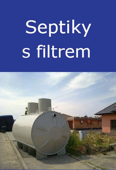 septiky s filtrem