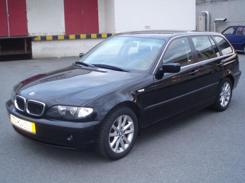 BMW 320D | Autopůjčovna Svoboda | Ostrava - Poruba