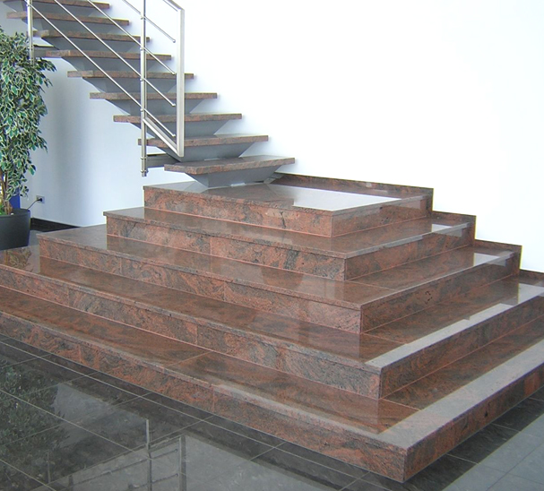 Kamenictví Jihokámen Písek - schody