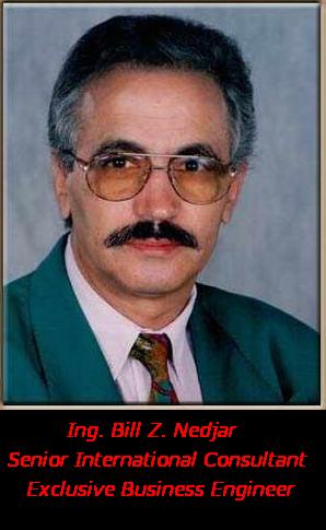 Ing. Bill Z. NEDJAR