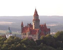 hrad Bousov