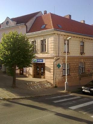 Lékárna U Hromádků - současné foto