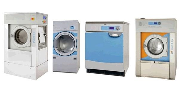 Průmyslové prádelenské zařízení