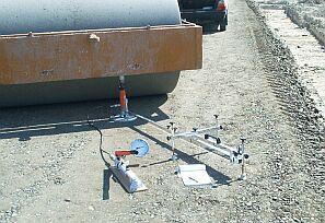 Měření deformačního modulu a únosnosti