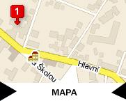 Mapa - Milan Mráček & spol. - Vzduchotechnika