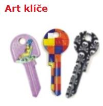 Art klíče