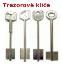 Trezorové klíče