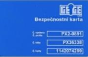 Klíče GeGe