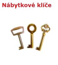 Nábytkové klíče