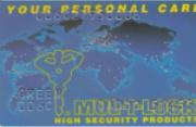 Klíče MUL-T-LOCK