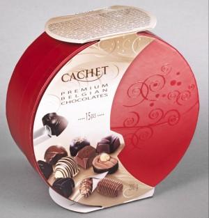 Cachet-směs pral.v kulatém boxu