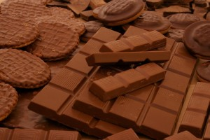 Historie čokolády