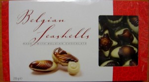 Seashells červené