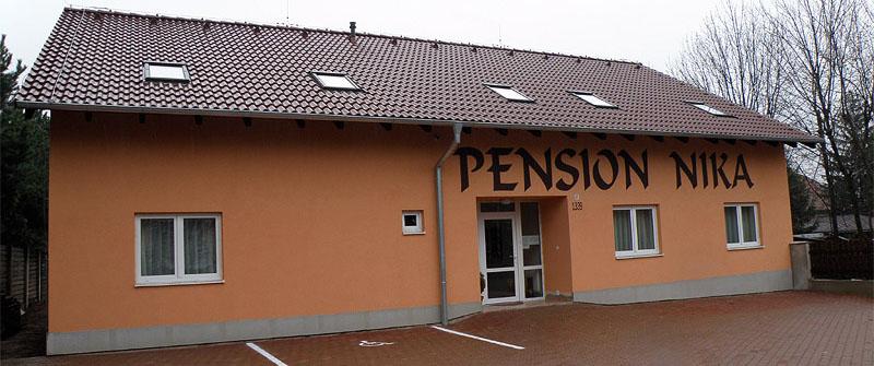 Penzion NIKA - Rosice u Brna