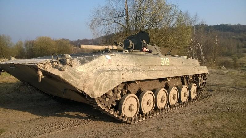 Bojové vozidlo pěchoty (BVT)