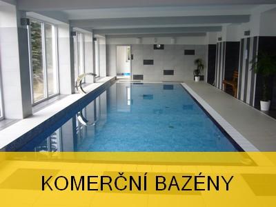 komerční bazény