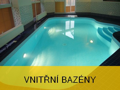 vnitřní bazény