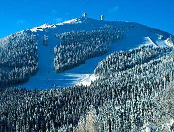 skiareál Javor