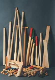 Dřevěné násady