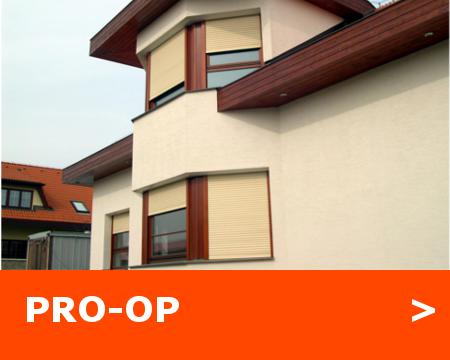 Rolety PRO-OP