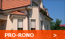 Rolety PRO-RONO