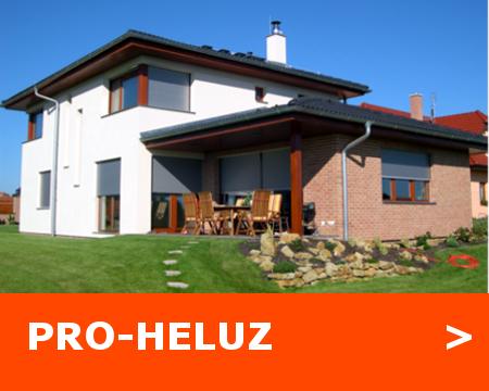Rolety PRO-HELUZ