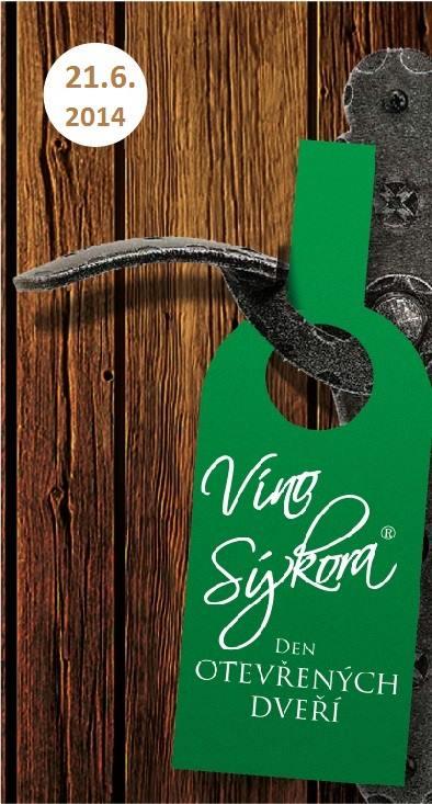 vino sykora den otevrenych dveri