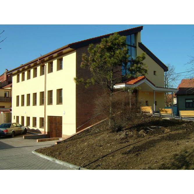 budova HOMAC, spol. s r.o.