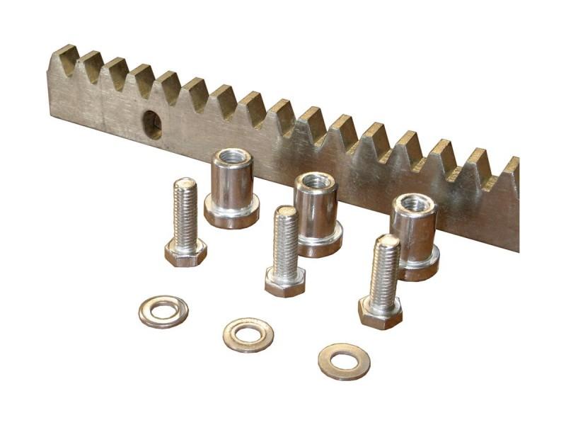 Ocelový hřeben - dle délky brány