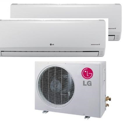 Klimatizace multisplit cena
